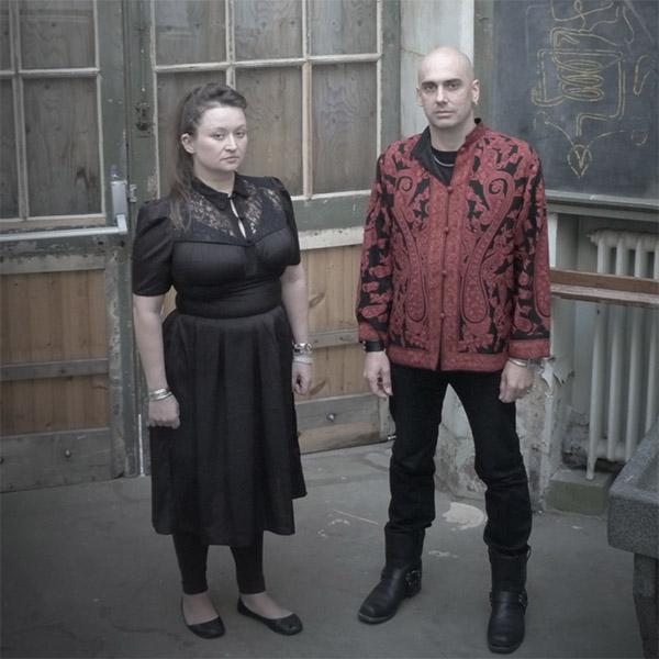 Eliza Carthy & Tim Eriksen