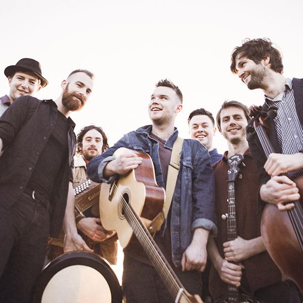 Sam Kelly & The Lost Boys